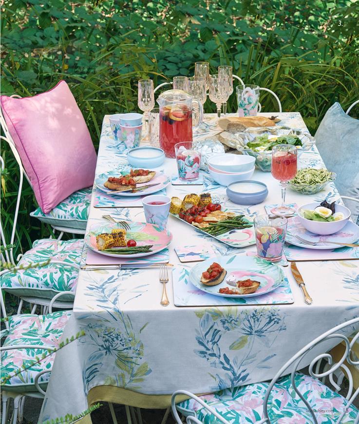Какую посуды взять на пикник.