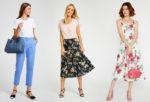 5 основных вещей для летнего гардероба
