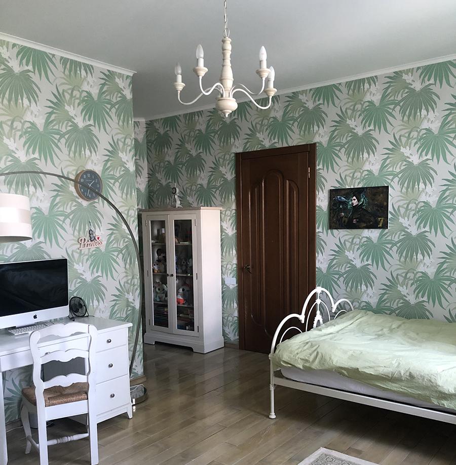 История одной комнаты