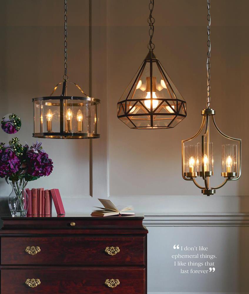 Как подобрать светильники в большой дом