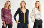 Классические черные брюки будут основной для гардероба современной женщины